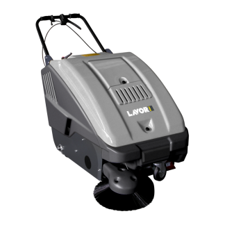 LAVOR PRO SWL 700 ET Walk-Behind Battery Power Sweeper