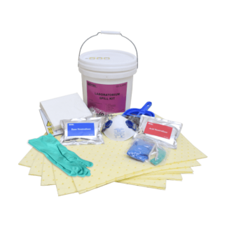 devall laboratorium spill kit