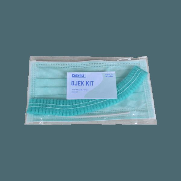 DEVALL Disposable Ojek Kit