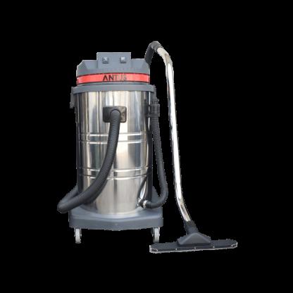 ANTUS Wet & Dry Vacuum Cleaner 2x1000W 80lt SS