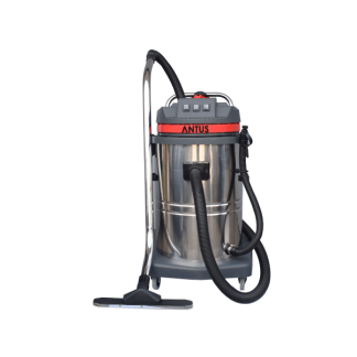 ANTUS Wet & Dry Vacuum Cleaner 3 x 1000W 60 lt SS