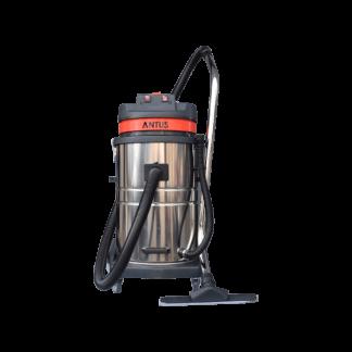 ANTUS Wet & Dry Vacuum Cleaner 2 x 1000W 70 lt SS