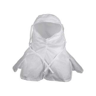 KIMTECH PURE A5 Sterile Cleanroom Hood with Ties