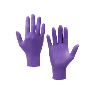 KIMTECH SCIENCE Purple Nitrile Gloves