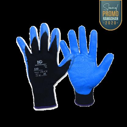 KleenGuard G40 Nitrile Foam Coated Glove