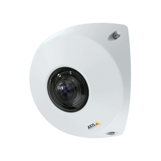AXIS P9106-V Corner Mount Camera (White)