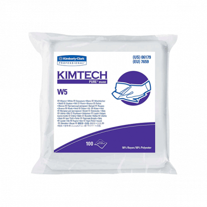 KIMTECH PURE* W5 Cleanroom Wipers