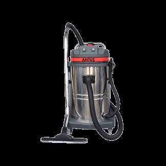 ANTUS Wet & Dry Vacuum Cleaner 2 x 1000W 60lt SS