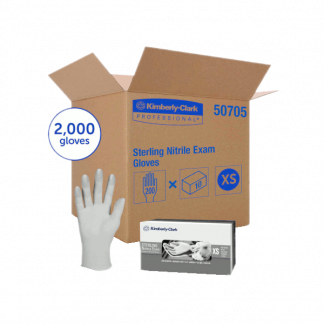 KIMBERLY-CLARK* Sterling* Nitrile Exam Gloves