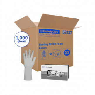 KIMBERLY-CLARK* Sterling* Nitrile XTRA Exam Gloves