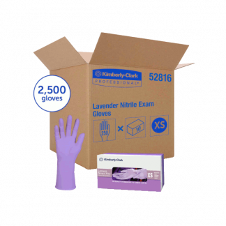 KIMBERLY-CLARK* Lavender* Nitrile Exam GlovesKIMBERLY-CLARK* Lavender* Nitrile Exam Gloves