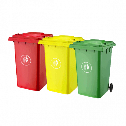 ANTUS Mobile Waste Container 120 L
