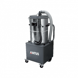 ANTUS Industrial Wet & Dry Vacuum Cleaner 80L - Induction