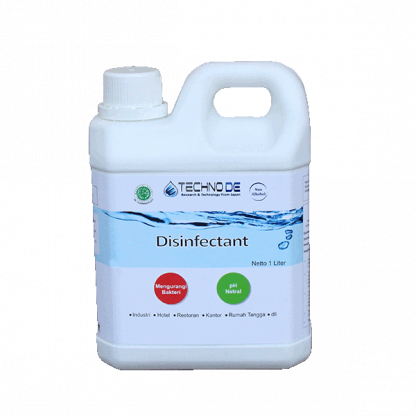 TECHNO DE Disinfectant 1 liter