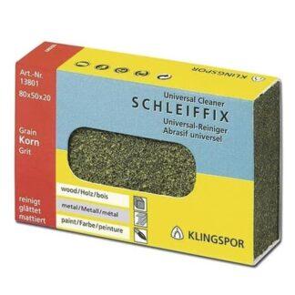Klingspor Hand Sanding Block Schleiffix Grit Grade 60