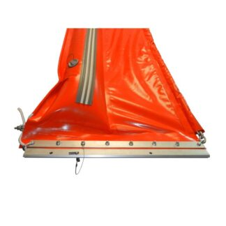 PVC Float Type Spill Containment Boom 20m
