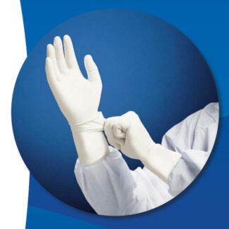 KIMTECH PURE G3 Sterile White Nitrile Gloves 12