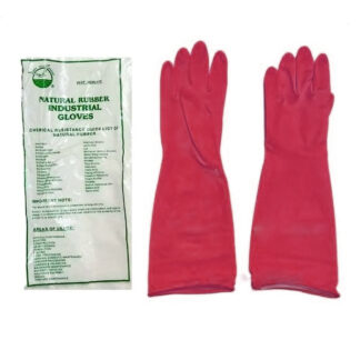 seagull gloves 16 red