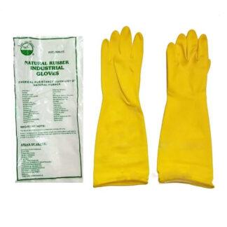 seagull gloves 16 yellow